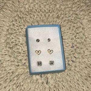 Jewelry - Sterling Silver Earring Bundle